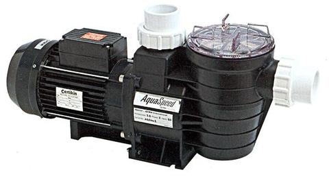 Certikin Aquaspeed Single and 3-Phase Pool Pumps