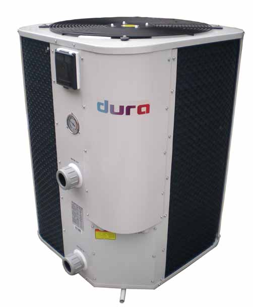 CLEARANCE ! Duratech Dura 26T, 26kw 3-Phase Summer Use Swimming Pool Heat Pump