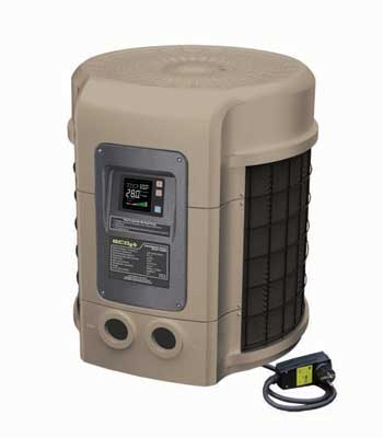 Eco+9 Heat Pump for pools 9 Kw Summer Use