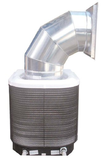 Waterco Through-The-Wall Vent kit 16-25kw