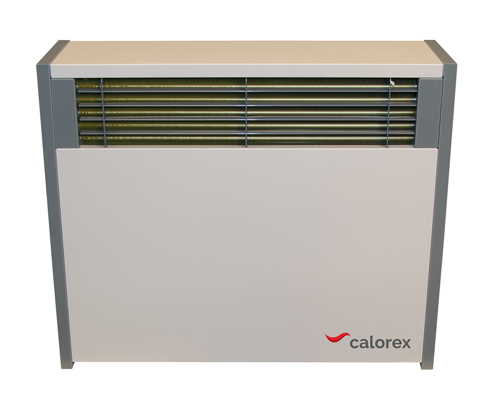 Calorex Vaporex DH50 Series Wall Mounted & Through the Wall Dehumidifiers for Indoor Pools