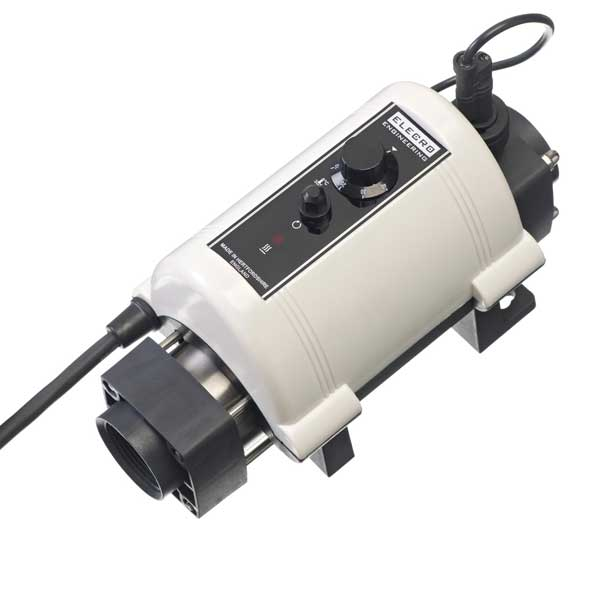 Nano 3kw Electric Plug & Play Pool Heater