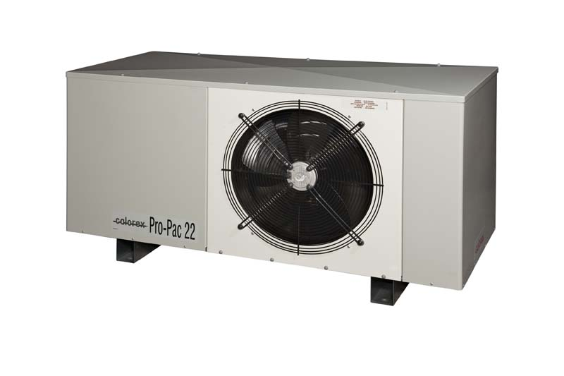 calorex pro-pac pool heat pump - heatpumps4pools