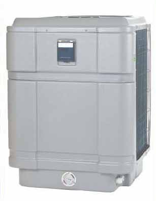 Duratech Dura Plus 22kw, 3-Phase Swimming Pool Heat Pump