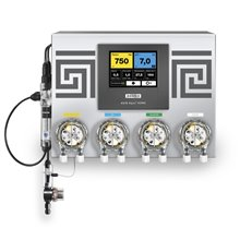 Asin Aqua Home Chlorine & PH Automatic Pool Dosing System