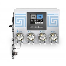 Asin Aqua Oxygen Non-Chlorine & PH Automatic Pool Dosing & Pool Management System