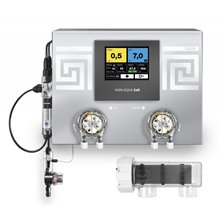 Asin Aqua Salt Automatic Chlorine and PH Pool Dosing & Pool Management System
