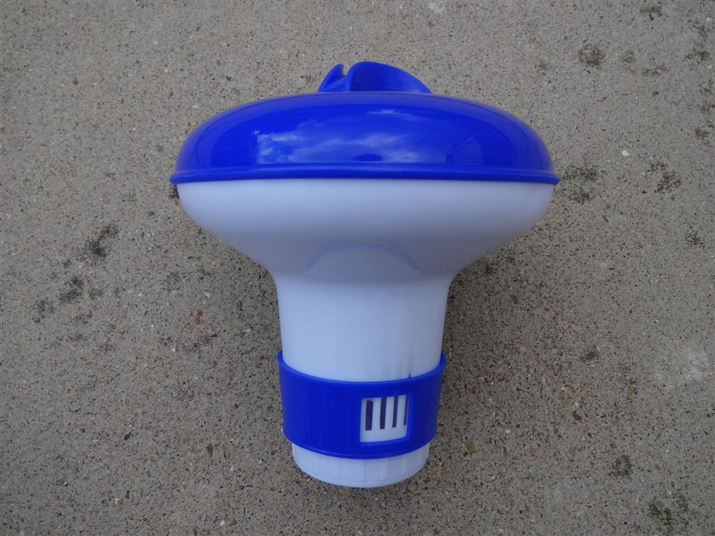 Small Chlorine Floating Dispenser for swimming pools
