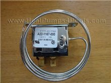Heat Perfector Defrost control switch