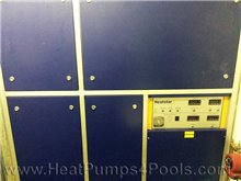 Heatstar Phoenix 4000 Super Plus All in One Indoor Pool Unit P15239 - Second Hand