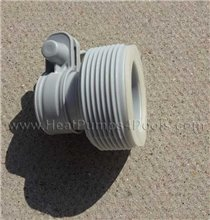 Intex/Bestway Hose Adaptor B to connect 38mm hose to 32mm pools