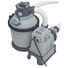 Krystal Clear Pump and Filter Set 0.5hp pump with 6m3 per hour flow rate - Model 2