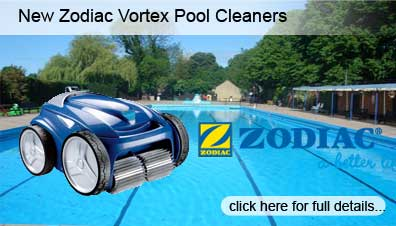 Zodiac Vortex Pool Cleaners