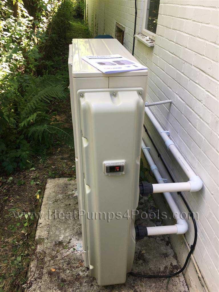 Climexel power inverter swimming pool heat pumps climexel Inverter heat pump for swimming pool