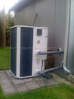 Duratech Dura 22T Pool Heat Pump