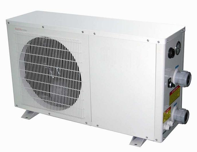 Duratech Eco Pool Heat Pumps