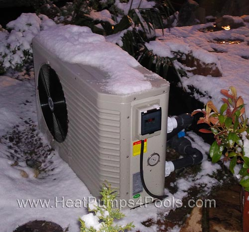 Koi pond heating with heat pumps heatpumps4pools for Koi pool pumps