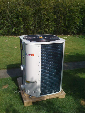 Duratech-Pool-Heat-Pump-18-22-26kw - Pic 2