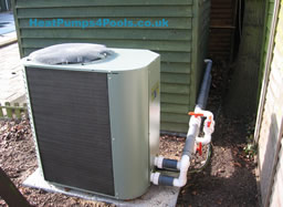 Heat                                                             Perfector Pool Heat Pump Heater Installation in Essex UK