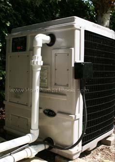 Heat Siphon Swimming Pool Heat Pump in Surrey UK by                                                             HeatPumps4Pools