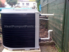 Heat                                                             Siphon Pool Heat Pump Heater
