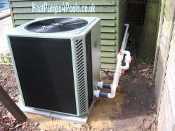 Heat Perfector Pool Heat Pump 32kw Heater