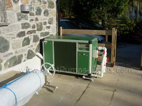 Heatstar Aquarius Pool Heat Pump