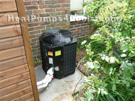 Solupiscinas pool heat pump heater