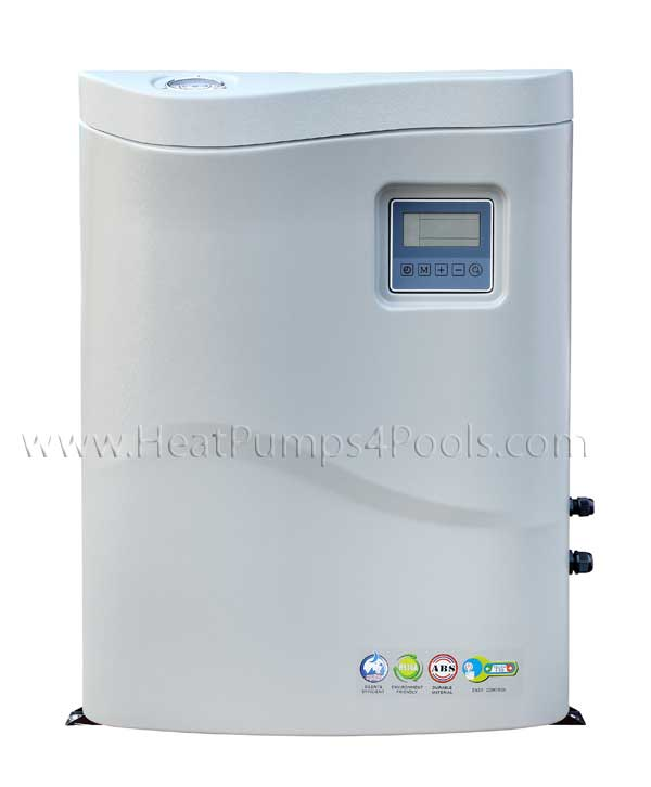 Thermotec Inverter Heat Pump Vertical