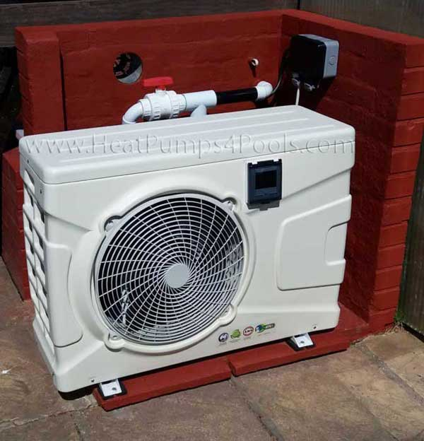 Thermotec Pool Heat Pumps 7kw 9 5kw And 12kw Thermotec