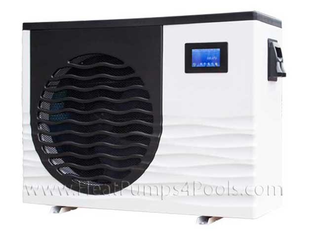 Themotec Inverter Heat Pumps Single fan