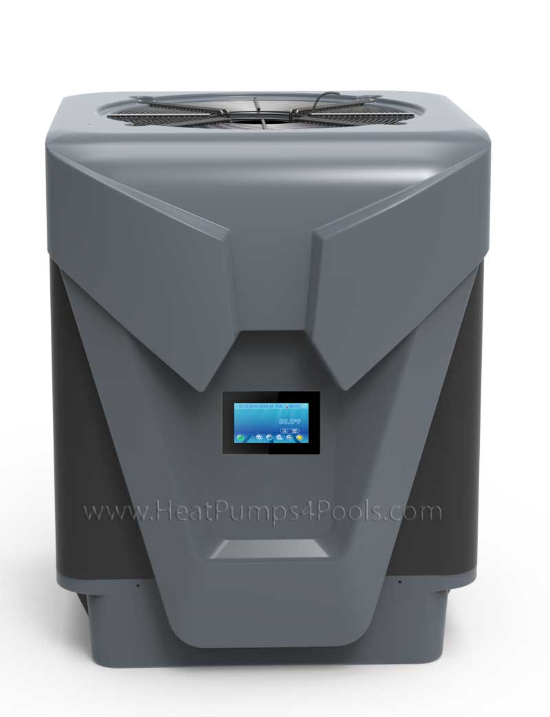 Themotec Inverter Heat Pumps Vertical fan