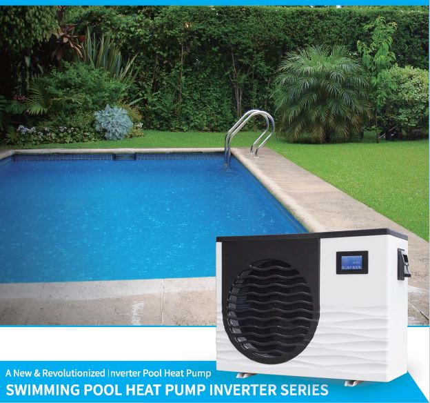 Thermotec Inverter Swimming Pool Heat Pumps With Wifi Module 29kw To 34kw Ebay