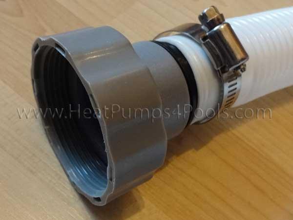 """Bestway Intex Hose Adaptor 32mm 38mm 1.25""""/1.5"""""""