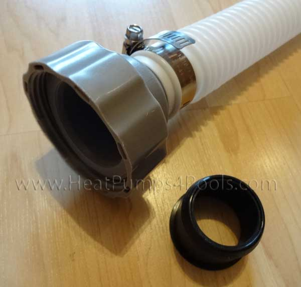 Intex Bestway Hose Adaptor 32 38mm Intex Bestway Pool Hose Adaptor The Wooden Pool