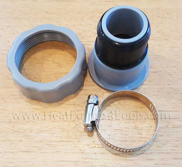 "Bestway Intex Hose Adaptor 32mm 38mm 1.25""/1.5"""