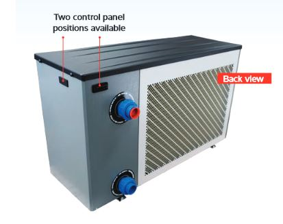 Calorex ppt22alyn pro pac single phase extended - Swimming pool heat pump vs gas heater ...