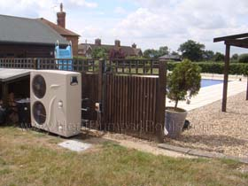 DPL 29jkw Pool Heat Pump - HeatPumps4Pools.com