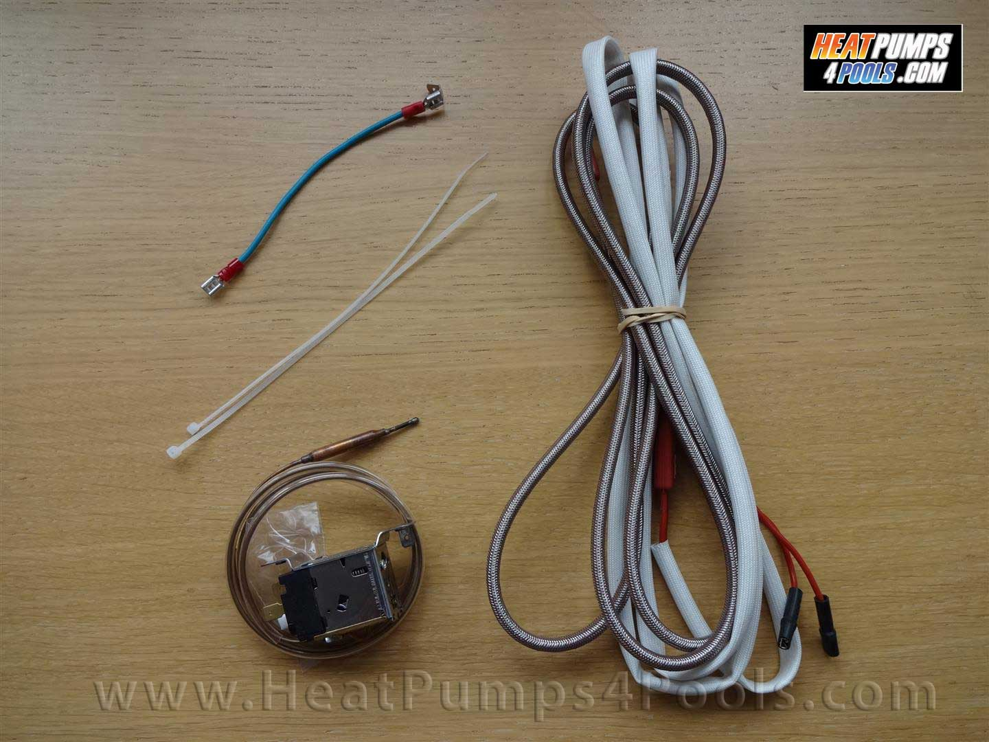 heat pump drip tray heater kit