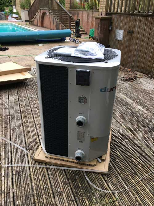 duratech 26T pool heat pump