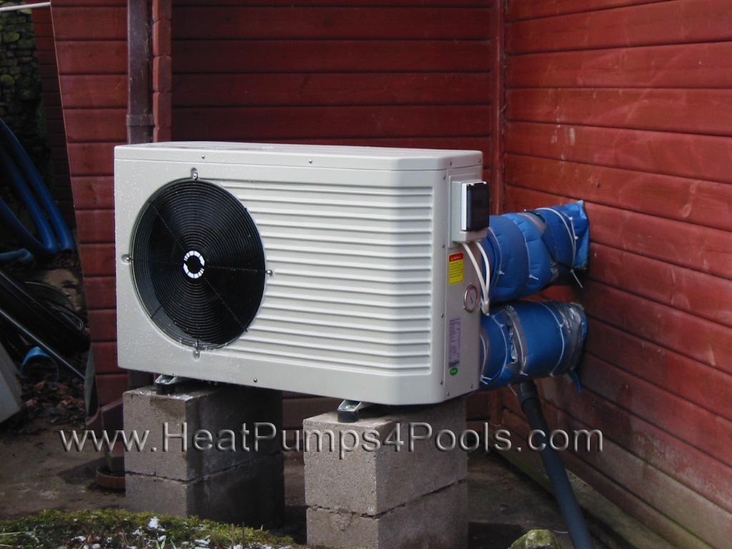 Photo gallery heatpumps4pools for Koi pool lancashire