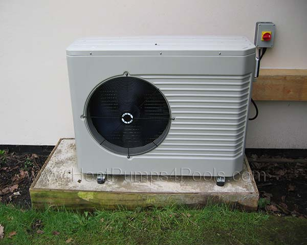 Duratech Dura Plus Swimming Pool Heat Pump Heater Dura 19 Heatpumps4pools