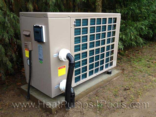 Duratech eu 14kw swimming pool pond heat pump duratech for Pool pump for koi pond