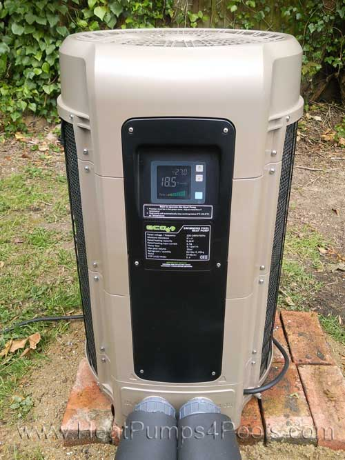Sunspring Pool Heat Pump Heater For Above Ground Pools