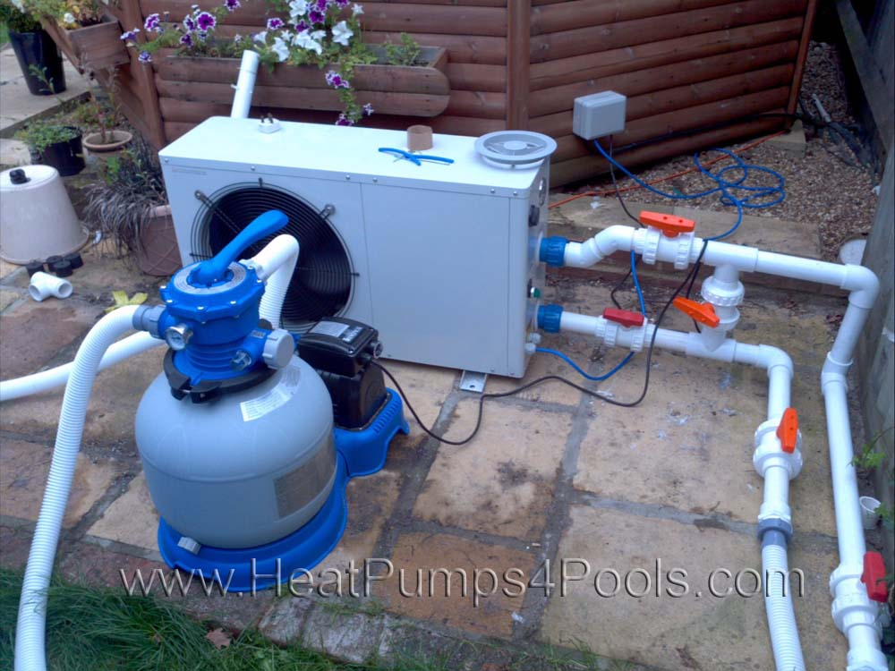 Pool Heat Pump Photo Gallery