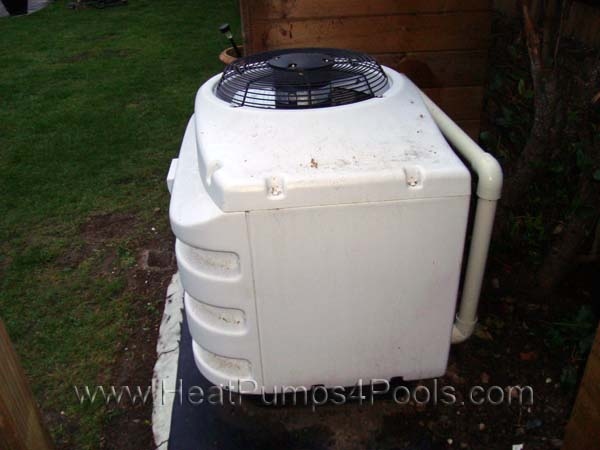 Sold waterco electroheat 80 23kw swimming pool heat pump used wateco electroheat 80 used for Used swimming pool pumps for sale
