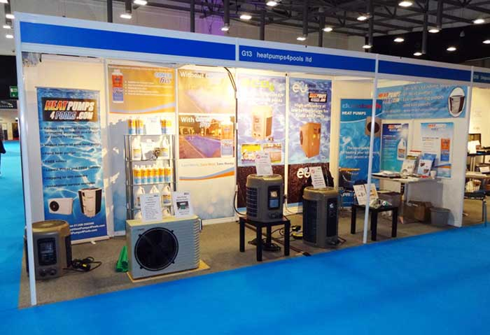 Heatpumps4pools ebay shops for Pool spa show vegas 2015