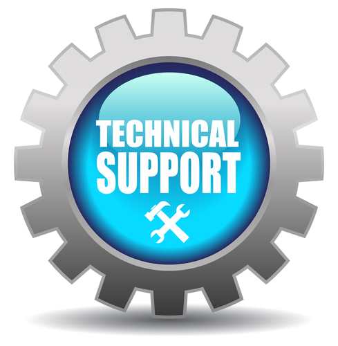 Technical Support Logo Wwwpixsharkcom Images
