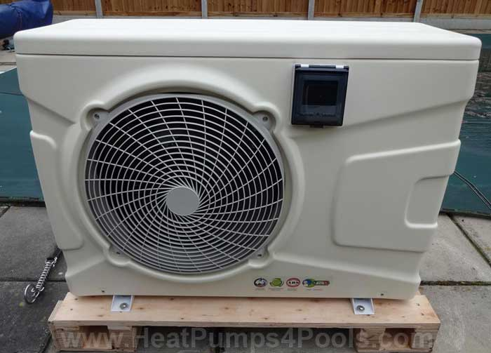 Thermotec Swimming Pool Koi Pond Heat Pumps 7kw 9kw 12kw British Ebay