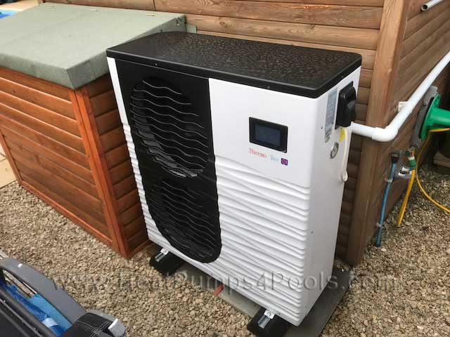 Thermotec Inverter Swimming Pool Heat Pumps With Wifi Module 9kw To 24kw Ebay